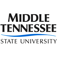 Middle Tennessee State University (MTSU) - Logo