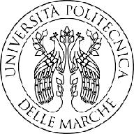 Università Politecnica delle Marche - Logo