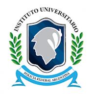 Instituto Universitario de la Policia Federal - Logo