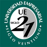Universidad Empresarial Siglio 21 - Logo