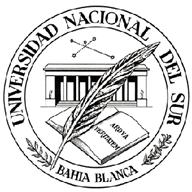 Universidad Nacional del Sur - Logo
