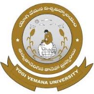 Yogi Vemana University - Logo