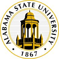 Alabama State University (ASU) - Logo