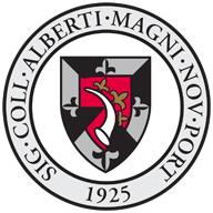 Albertus Magnus College - Logo