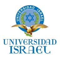 Universidad Tecnologica Israel - Logo