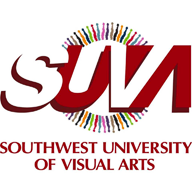 Southwest University of Visual Arts (SUVA) - Logo