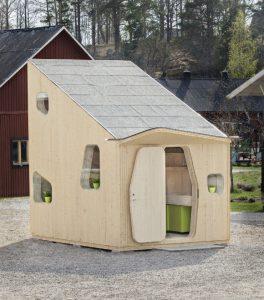 La casa da sogno degli studenti svedesi