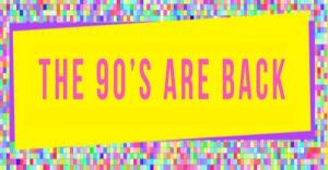 Vintage love: I 5 capi degli anni 90 che sono tornati di moda
