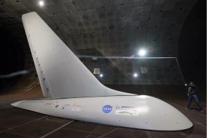 NASA, tecnologie ecologiche, aerei,ricercatori