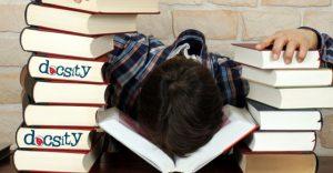 Gli errori più comuni quando studi per un esame