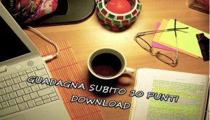 Raccontaci il tuo metodo di studio e guadagni 10 punti download