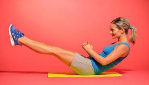 Allenamento per gambe affusolate e toniche