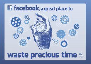 Calcola il tempo trascorso su Facebook