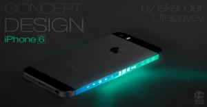 IPhone 6: ecco come potrebbe essere