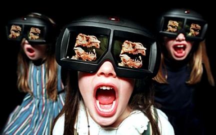 occhiali 3d istruzioni per l'uso