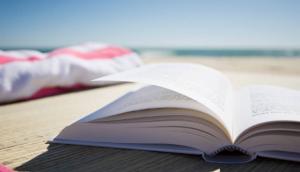 Studiare in spiaggia aiuta a passare gli esami