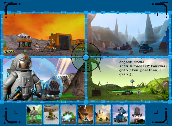 CoLoBoT, 10 Games to enhance Learning
