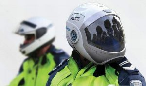 Robocop Helmet: A New Friend for Police Officers
