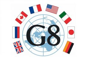 Ranking of the Website Portals of the G8 Countries