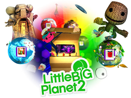 LittleBigPlanet2, 10 Games to enhance Learning