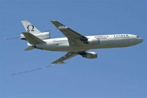 Omega 707 – Flying Fuel Tanker