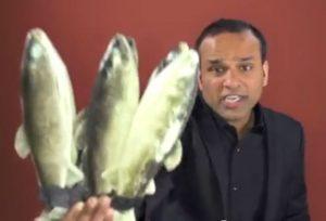 One Pound Fish Sensation In Britain!!!!