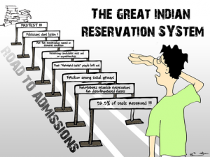 Reservation System: Educational Quotas India, Docsity.com Blog