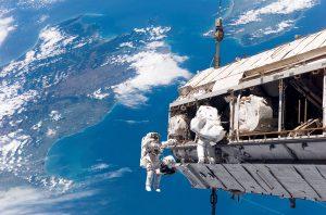 How would a spacewalk feel like?