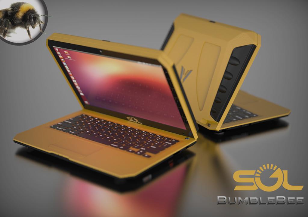 Solar Powered Laptop : Docsity Blog