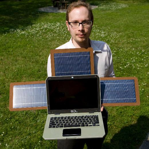 Solar Powered Laptop: Docsity Blog