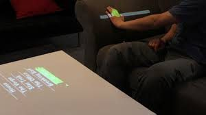 Interface That Is Able To Make Any Surface Interactive