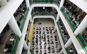The Rules for Indian University admission Exams