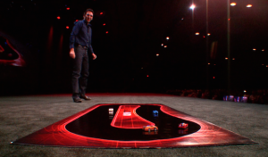 Video Games turning into Real World by Anki Drive