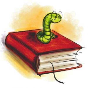 Book worm the pressure