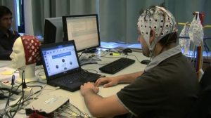 Controlling One Person's Body with other Person's Brain