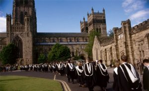 Economics Degree courses at Durham University, where the Dressing Code is a Must!