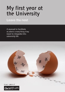 My First Year at University - Leave the Nest - Docsity eBook for University Freshmen