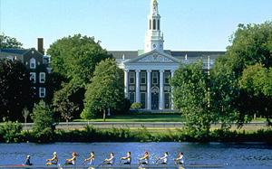 Harvard University Lake