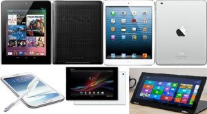 Top 5 Tablets You Love to Use