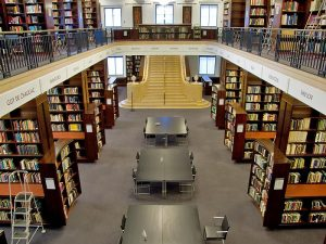 Top 10 Reasons Why Libraries are still Important?