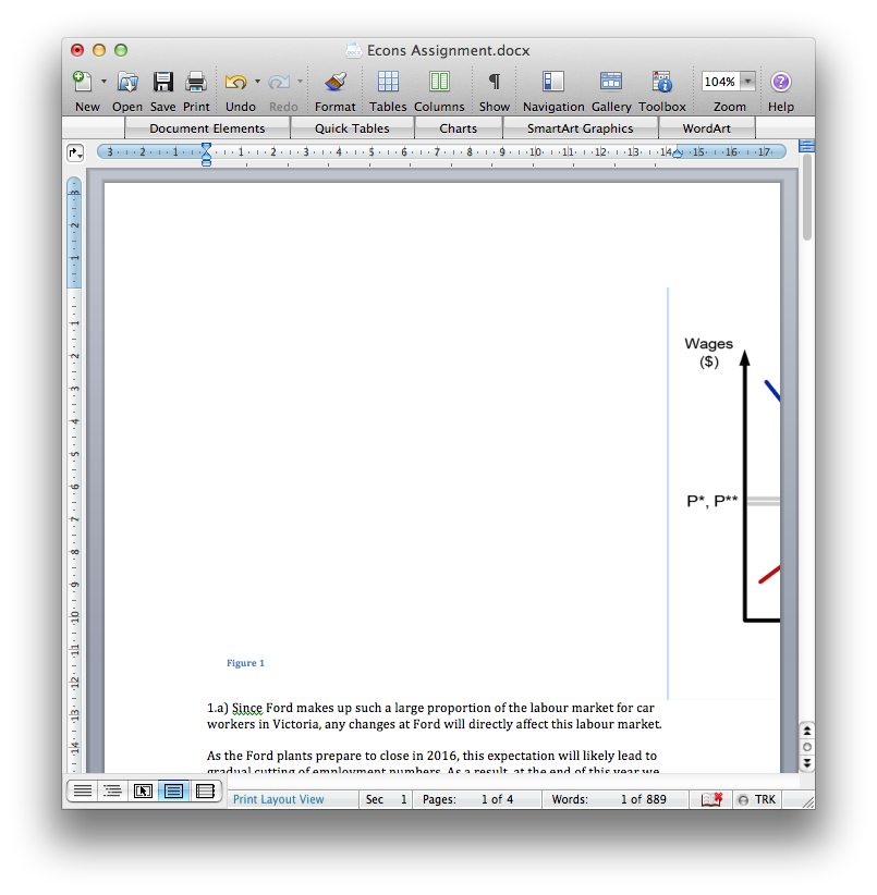 Misplace Figure, 10 Microsoft Word Nightmares you will definitely experience as a science student