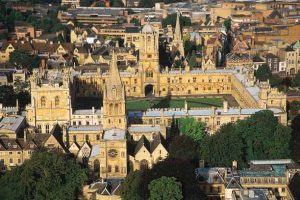 Why choose the University of Oxford??