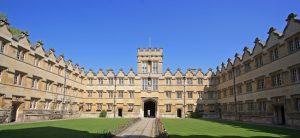 oxford university lawrence