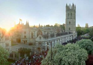 University of Oxford: peculiarities of the Main Admission Test