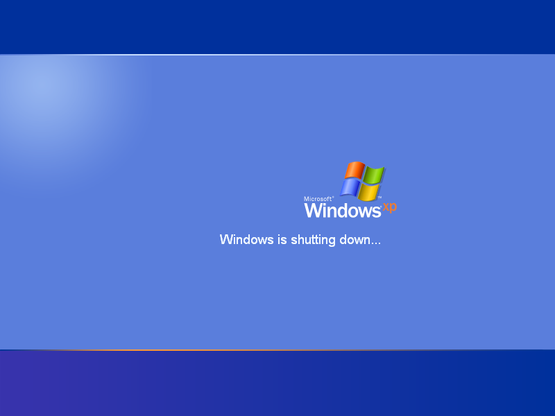shutdown, 5 Distinguishing features to choose Linux over Windows