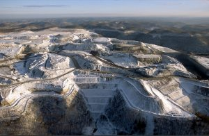 Geological Surface Mining explained with the help of GIFs