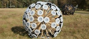 Landmine Detector Powered by Wind can Save Many Lives