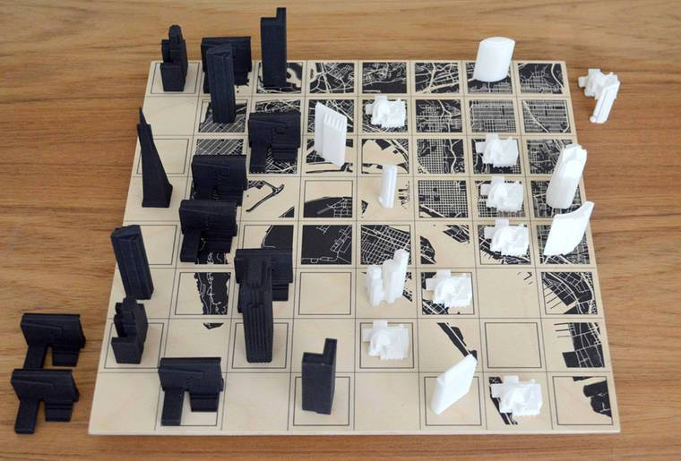 city-chess-ajedrez-urbano-regalos-navidad-estudiantes-arquitectura-arquitectos-docsity