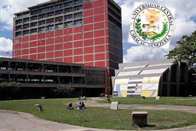 Pruebas de admisión Universidad Central de Venezuela
