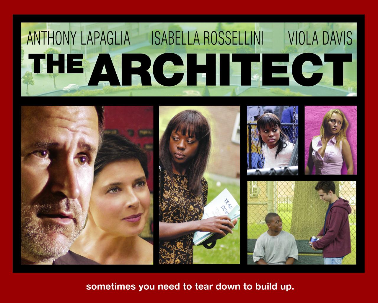 pelicula el arquitecto